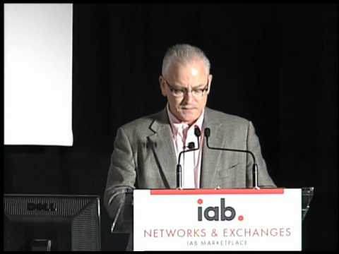 Doug Weaver keynote on Consumer  Value at 2011 IAB Networks & Exchanges Marketplace