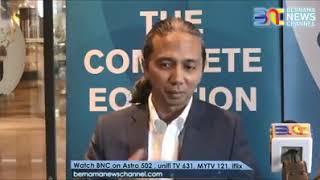 Bernama News Twistcode Technologies aims for sales of RM100 mln this year