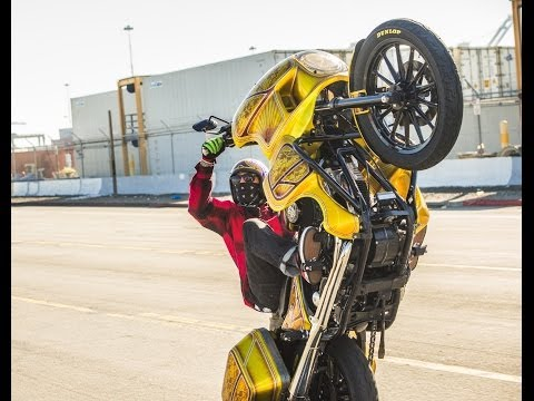 Harley Wheelies 12 - UNKNOWN Industries