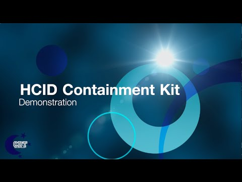 HCID Containment Kit Demonstration