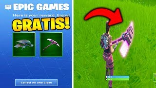 How to GET THE NEW FREE SAVE WORLD PEAK in FORTNITE BATTLE ROYALE ⛏😱