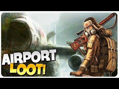 Day R Survival Update - Airport Epic Loot,...