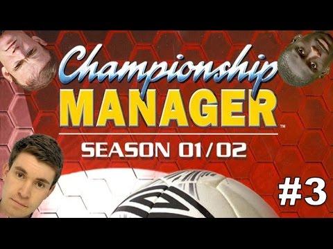 Championship Manager 01/02 - Episode 3 - Signing Legends