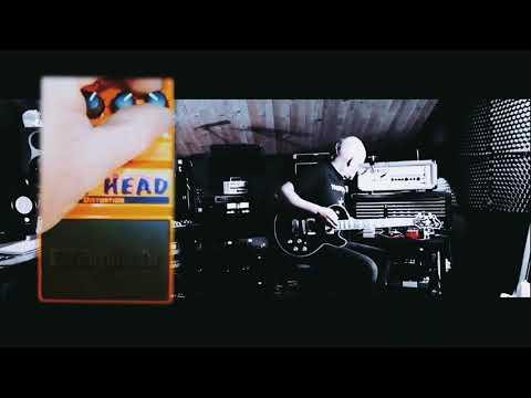 DIGITECH - Hot Head DISTORTION [SOUNDCHECK] BASS & GUITAR - HEAVY SOUND ONLY
