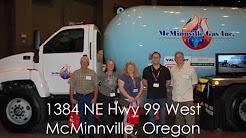 McMinnville Propane Gas Company (503) 472-7220 Propane Gas Oregon