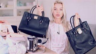 КОЛЛЕКЦИЯ СУМОК 2016 | Versace, Marc Jacobs, Rebecca Mincoff, Michael Kors