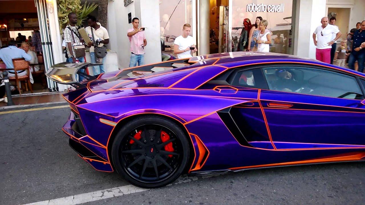 Lamborghini Aventador Lb Performance Youtube