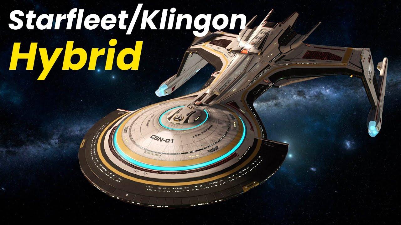 Download 5 RARE Starfleet Ship Designs in STAR TREK Part 2