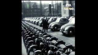 PRL 50/60 Polska motoryzacja i życie za Gomułki