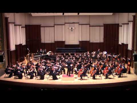 Star Wars Suite (Williams) Performed By The Detroit Symphony Youth Orchestra