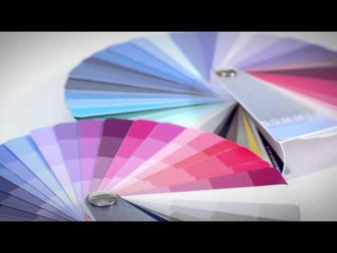 FARBPASS / Farbfächer zur Farbberatung - hochwertig-umfangreich-praktisch - Video von CorporateColor from YouTube · Duration:  2 minutes 44 seconds