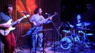 Hottentot - John Scofield cover live by Blue Feline trio
