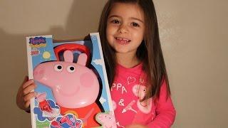 peppa pig valigetta set per capelli peppapig toys
