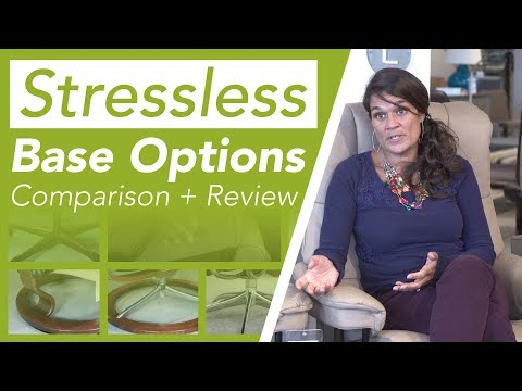 Stressless Recliner Bases: Comparison & Review