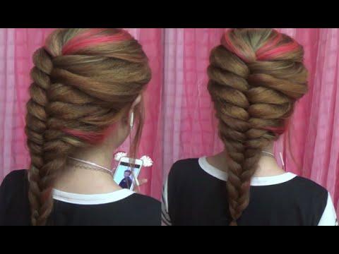 Hairstyles - Cách Tết Tóc Đẹp Đơn Giản Chỉ Trong 2 Phút