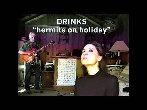 """DRINKS - """"hermits on holiday"""" (Official Music Video)"""