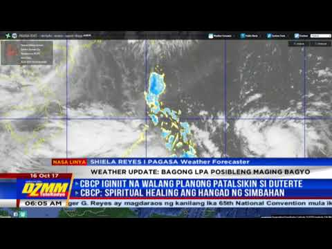 New storm 'Paolo' threatens Philippines