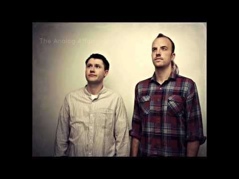 The Analog Affair - We Were Lovers