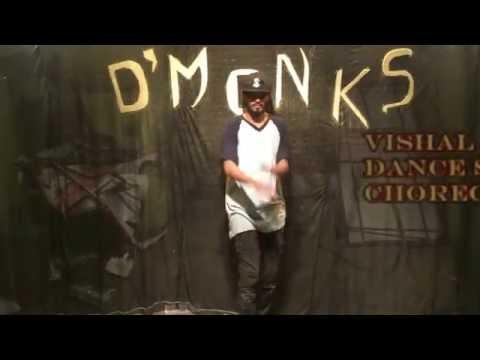 Sukoon Mila - Mary Kom (Arijit Singh)-Most Romantic Song-Dancing Vishal Gupta -D Monks