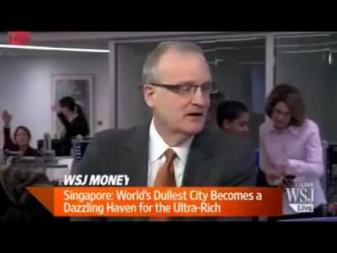 Singapore - World Richest City