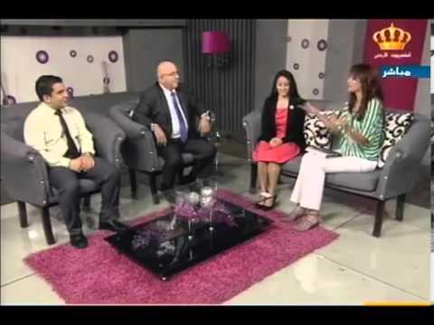 Sir Rateb and KTH 2013 Interview on Jordan TV