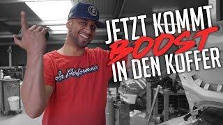 JP Performance -  Jetzt kommt Boost in den Koffer! | Projekt Upgewixxt