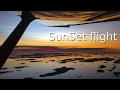 Sunset Flight 1-2017   C152  EFTU