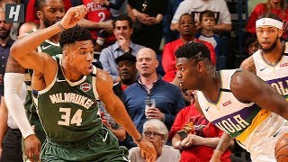Milwaukee Bucks vs New Orleans Pelicans - Full Highlights | February 4, 2020 | 2019-20 NBA Season