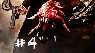 The Darkness 2 Gameplay Walkthrough - Part 4 - Swifty Boss Fight