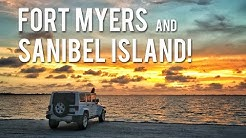 Top Things To Do in Fort Myers & Sanibel Island, Florida!