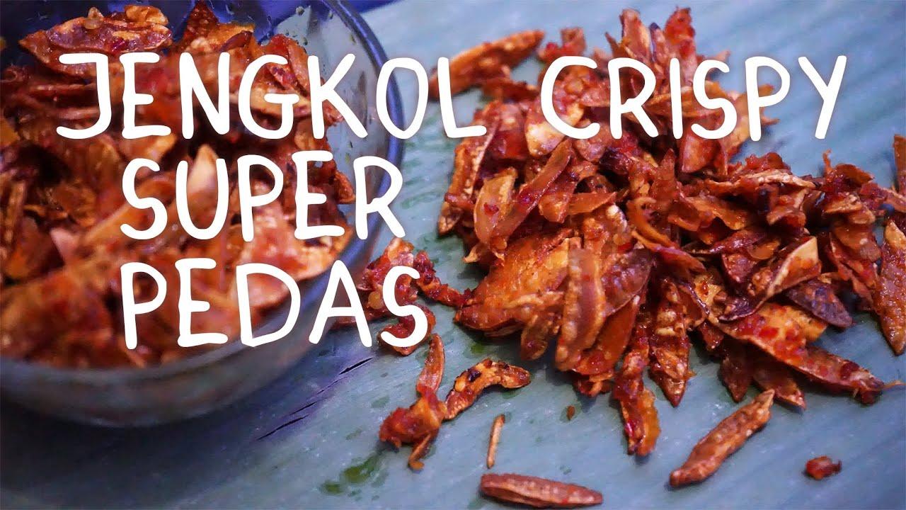 Jengkol Crispy Super Pedas Dirumahaja Youtube