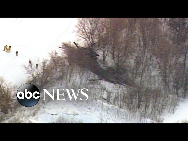 Investigation underway into fatal Black Hawk helicopter crash l ABC News