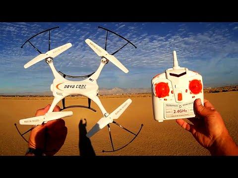 Yifei Novacore M7 Camera Drone  Flight Test Review