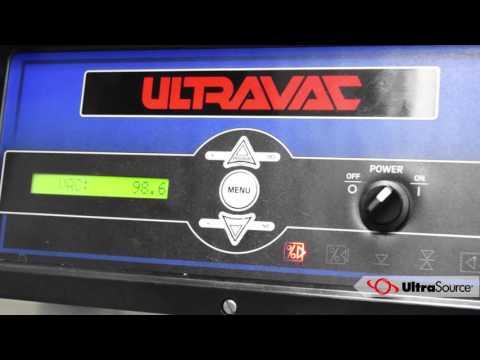 UltraSource Ultravac 500 Vacuum Chamber Packaging Machine