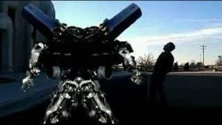 Knight Rider Transformer