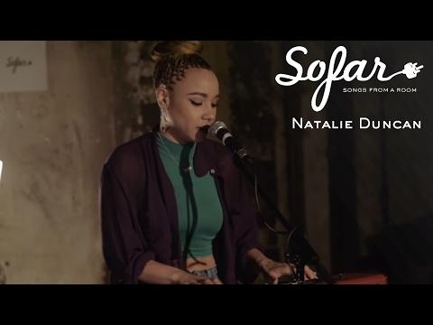 Natalie Duncan - Get Right   Sofar London