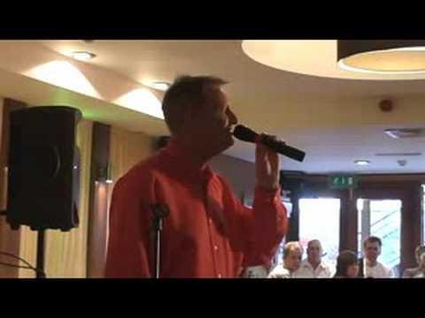 2008 Search for a Star - Heat 1 - John Buxton