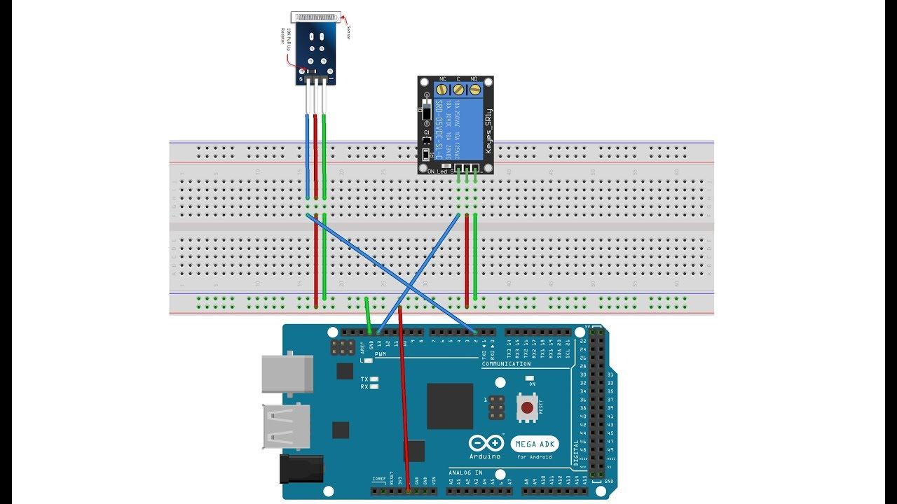 HUIMAI 1PCS Knock Sensor Module for Arduino New