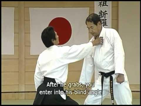 Highlights Of Daito Ryu Aikijujutsu Instructional Video By Katsuyuki