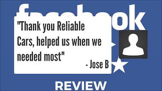 Customer Reviews October 2018 Deland Reliable Used Cars Trucks for Sale