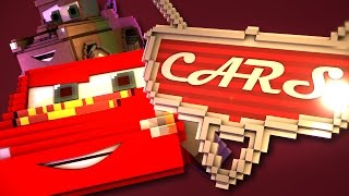 Minecraft Parody - CARS! - (Minecraft Animation)