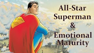 All-Star Superman: Emotional Maturity streaming