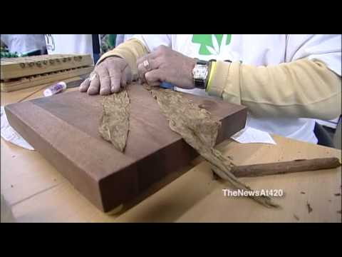how to make a thai stick cigar