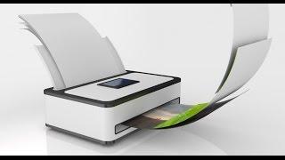 Что такое принтер и как на нем печатать - урок 30