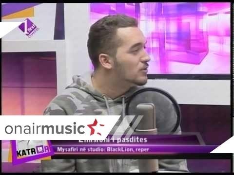 Katror - Intervista me Diamant Sinanaj - Black Lion 29-01-2015