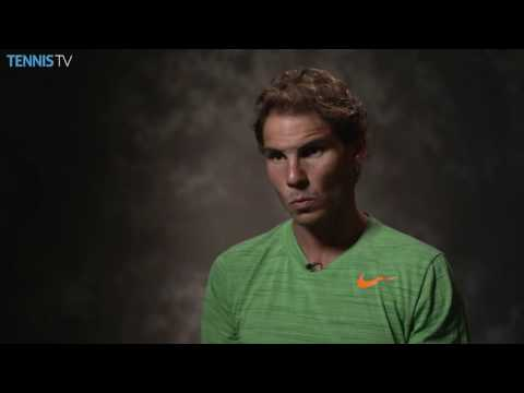 Nadal Ready For Great Event Shanghai 2016