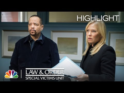 Law & Order: SVU - Share the Moment: Your Life Isn't Easy (Episode Highlight)
