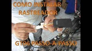 COMO INSTALAR RASTREADOR GT06 EM MOTOS PASSO-A-PASSO