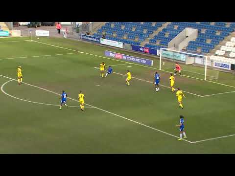 Colchester Walsall Goals And Highlights