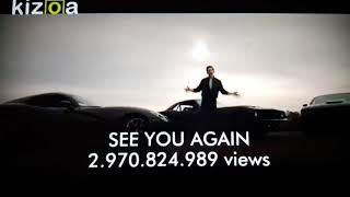 3 billion views YouTube music videos 2018 🎤🎧🎼